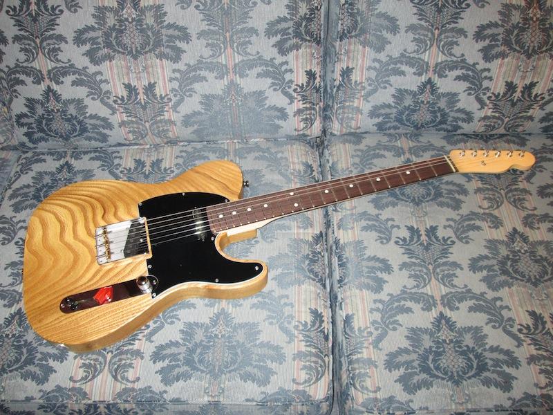 Catalpa Wood Guitars Catalpa Guitar