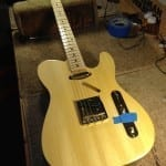 Tele assembly