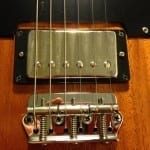 Rutters Half-bridge and custom F-spaced Electric City pickup