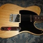 Swamp Ash Tele close